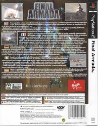 memorial program sles armada for playstation 2 ps2 for webshop