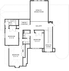 house floor plans 4 bedrooms house plan blanchard small luxury house plans 4 bedroom plans
