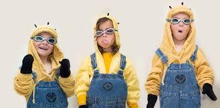 Minion Costumes Halloween Blog Kids Costumes Ideas Halloween