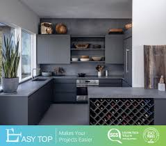 modern colors for kitchen cabinets china european modern type style high quality matte grey