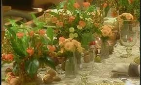 how to make a thanksgiving flower arrangement martha stewart