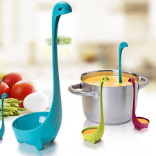 cool kitchen gadgets nessie cucharón de sopa cool stuff is cool or cute