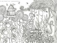 florest art therapy coloring pages pesquisa google malvorlagen