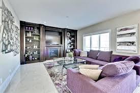 grey livingroom purple living room bright purple sofas with fireplace purple living