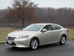 toyota lexus sedan tirekicking today 2013 lexus es 300h hybrid
