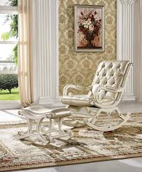 solid wood living room furniture royal chair and small round