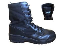 s army boots uk black magnum boots steel toe st safety boots genuine army