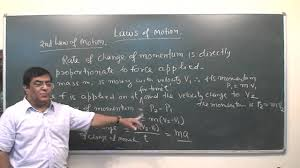xi 36 laws of motion part 1 youtube