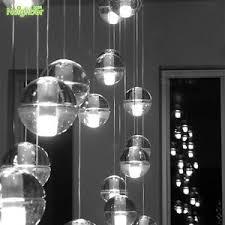 Glass Globe Ceiling Light Fixture 26drop Meteor Glass Globe Pendant L Ceiling Light Hanging