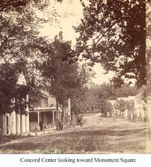 large country homes a brief history of concord special collections concord free