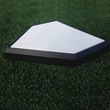 bulldog double sided home plate