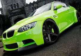 bmw car uk lime green bmw m3 youlikecars co uk gta car ideas cool cars