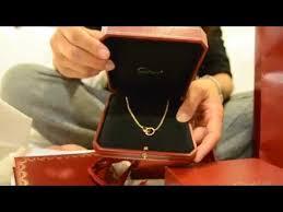 cartier love necklace images Cartier love necklace jpg