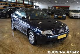 audi a3 1998 for sale 1998 left audi a3 blue metallic for sale stock no 47642