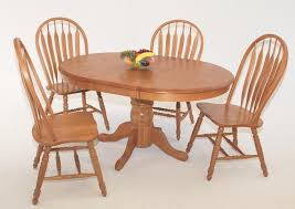 oak kitchen table and chairs round oak table and chairs round designs