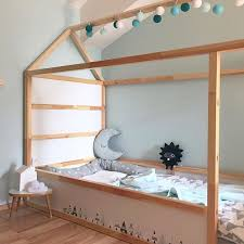 Ikea Bed Canopy by Best 20 Ikea Toddler Bed Ideas On Pinterest Baby Bedroom