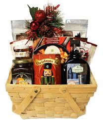Breakfast Basket Christmas Gift Baskets Canada Christmas Morning Breakfast Gift