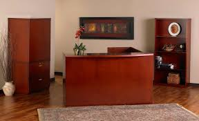 Reception Station Desk by Medical Office Reception Furniture For Boosting The Feeling