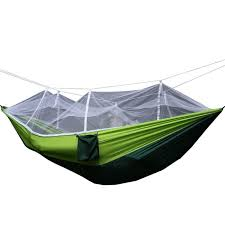 philippines foldable parachute camping hammock hiking sleeping