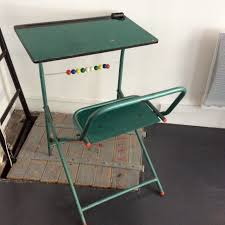 bureau enfant pliant bureau enfant pliant atelier darblay le meuble d à côté