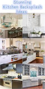 kitchen with backsplash pictures 70 stunning kitchen backsplash ideas for creative juice