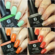 spring 2015 nail trends revelnail
