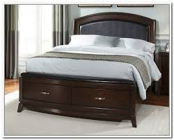 diy full size bed frame with storage home design ideas