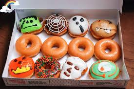 Halloween Treats Easy Halloween Treats Doughnuts Of Doom Family Holiday Net