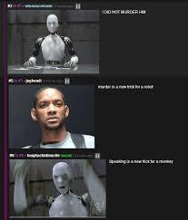 I Robot Meme - i robot