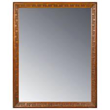 mahogany mirror by frank lloyd wright at 1stdibs