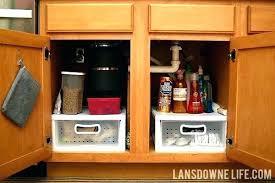 kitchen sink storage ideas cabinet storage kitchen sink storage ideas sink