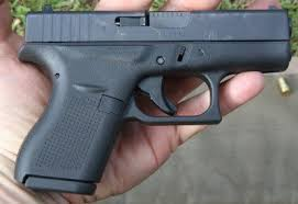 Barnes Tac Xpd 380 Glock 42 Single Stack 380 Micro Pistol U2013 New Gun Review U2013 Shot