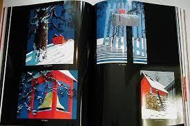 eyvind earle christmas cards complete christmas card of eyvind earle by eyvind eyvind