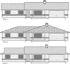 One Story Ranch House Plans One Story House Plans Ranch House Plans 4 Bedroom House Plans