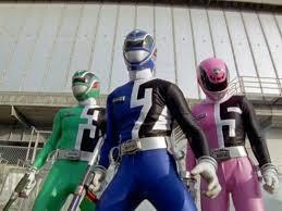power rangers netflix