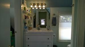 master bathroom light bar u2013 replaced u2013 orbited by nine dark moons