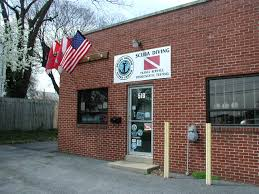 dive centers for sale