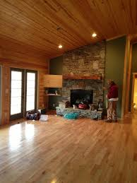log home interior walls interior paint color for log cabin style greatroom