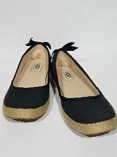 ugg womens indah shoes white ugg australia indah s shoes sz 7 5 1003493 ebay
