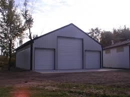 pole barns rv garage always the best part of the job the final
