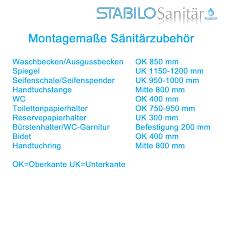Stabilo Bad Windsheim Toilettenpapierhalter Bad Rollenhalter Matt Gebürstet