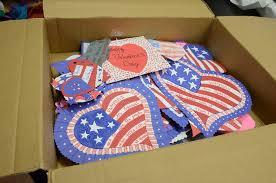 valentines for valentines for veterans kvsh