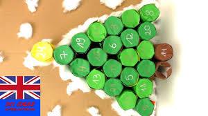 advent calendar diy u2013 how to reuse toilet rolls for december