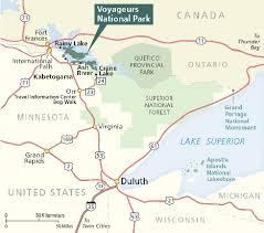 directions voyageurs national park u s national park service