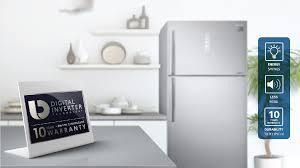 samsung top mount freezer with digital inverter rt28k3082s8