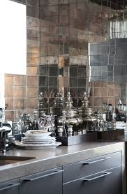 Mirrored Wall Tiles 26 Best Mirrored Walls Images On Pinterest Home Mirror Mirror