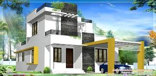 contempory house plans kerala contemporary house plans yuinoukin