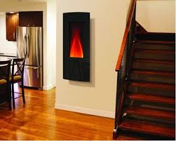 Electric Wall Fireplace Amantii Electric Wall Fireplaces Vertical Fireplace Insert