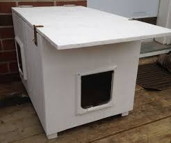Igloo Dog House Small Make A Heated In Small Igloo Cat House Best House Design