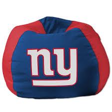 new york giants bean bag chair nflshop com